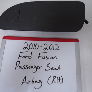 2010-2012 Ford Fusion Passenger Seat Airbag (RIGHT)