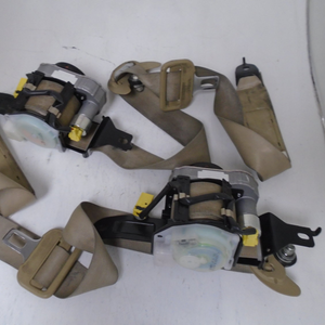 2007 Honda Civic Driver & Passenger Seat Belts (LEFT & RIGHT)