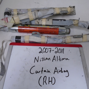 2007  -2011 Nissan Altima Curtain Airbag (RIGHT)