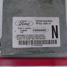 Load image into Gallery viewer, Ford Mustang Airbag Control Module (7R33-14B321-AA)