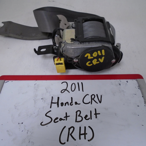 2011 Honda CRV Passenger Seat Belt (RIGHT)