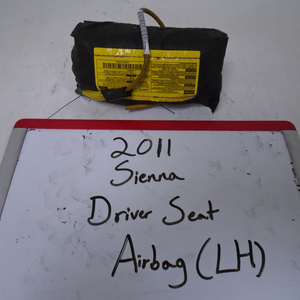 2011 Toyota Sienna Driver Seat Airbag (LEFT)