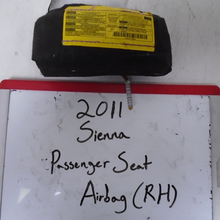 Load image into Gallery viewer, 2011 Toyota Sienna Passenger Seat Airbag (RIGHT)