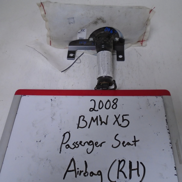 2008 BMW X5 Passenger Seat Airbag (RIGHT)