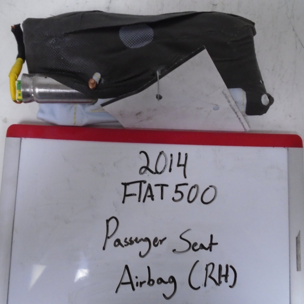 2014 FIAT 500 Passenger Seat Airbag (RIGHT)