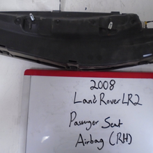 Load image into Gallery viewer, 2008-2012 Land Rover LR2 Passenger Seat Airbag (RIGHT)