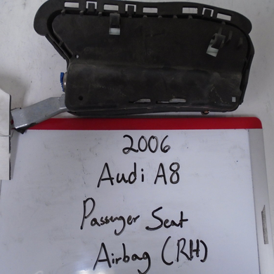 2004-2006 Audi A8 Quattro Passenger Seat Airbag (Right)