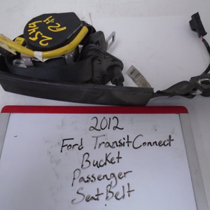 2012 Ford Transit Connect Bucket Passenger Seat Belt (RIGHT)