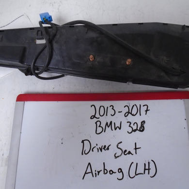 2013 - 2017 BMW 328i Driver Seat Airbag (LEFT)