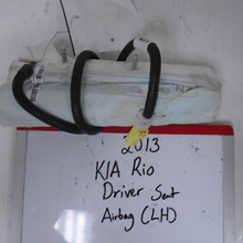 Load image into Gallery viewer, 2011-2013 KIA Rio Driver Seat Airbag (Left)