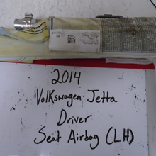 Load image into Gallery viewer, 2014 Volkswagen Jetta Driver Seat Airbag (Left)