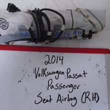 Load image into Gallery viewer, 2014 Volkswagen Passat Passenger Seat Airbag (RIGHT)