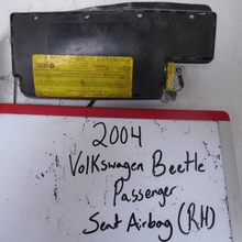 Load image into Gallery viewer, 2004 Volkswagen Beetle Passenger Seat Airbag (RIGHT)