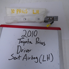 Load image into Gallery viewer, 2010 Toyota Prius Driver Seat Airbag (Left)