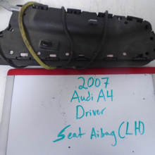 Load image into Gallery viewer, 2007 Audi A4 Driver Seat Airbag (LEFT)
