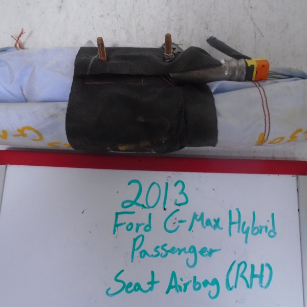 2013 Ford C-Max Hybrid Passenger Seat Airbag (RIGHT)