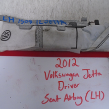 Load image into Gallery viewer, 2012 Volkswagen Jetta Driver Seat Airbag (Left)