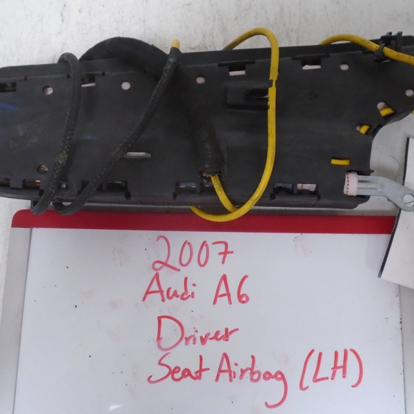 2007 Audi A6 Driver Seat Airbag (LEFT)