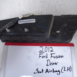 2012 Ford Fusion Driver Seat Airbag (LEFT)
