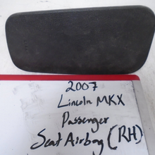 Load image into Gallery viewer, 2007 Lincoln MKX Passenger Seat Airbag (RIGHT)