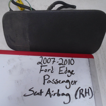 Load image into Gallery viewer, 2007 - 2010 Ford Edge Passenger Seat Airbag (RIGHT)
