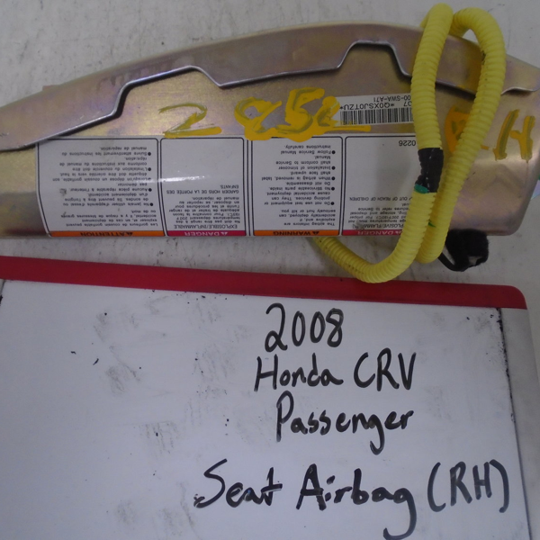 2008 Honda CRV Passenger Seat Airbag (RIGHT)
