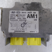 Load image into Gallery viewer, KIA Soul Airbag Control Module (95910-2K000)