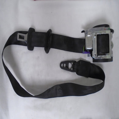 2007 Audi A6 Passenger Seat Belt (right)