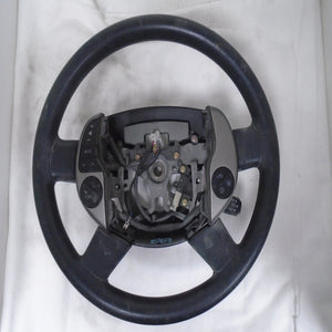 2006 Toyota Prius Black Steering Wheel