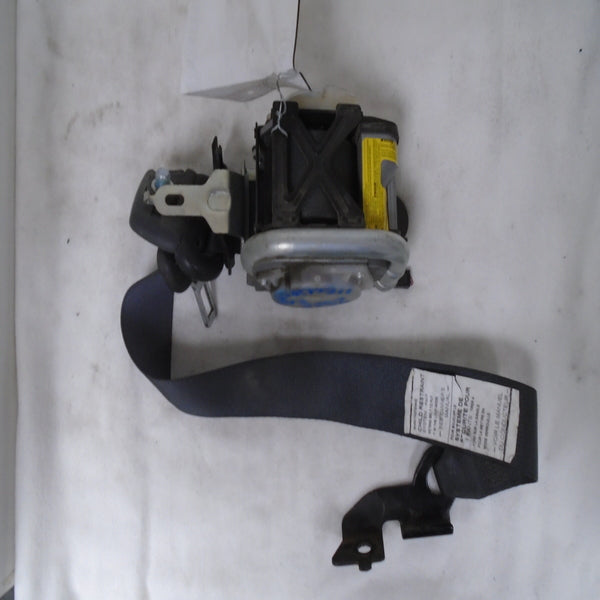 2011 Mitsubishi Eclipse Passenger Seat Belt (right)