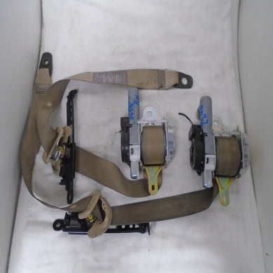 2006 - 2007 Lexus GS300 Driver and Passenger Seat Belts (LEFT and RIGHT)