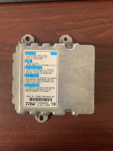 2013 Honda Civic Sedan Air Bag Module PN: 77960-TR0-A212-M1