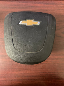 2012--2018 CHEVY SONIC DRIVER STEERING WHEEL AIRBAG PN:95249765