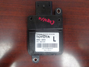 2009-2011 Toyota Corolla Airbag Computer Occupant Detection 89952 02010