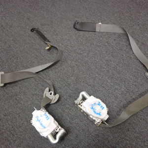 2008-2010 Toyota Highlander Driver and Passenger Seat Belts (LEFT & RIGHT)