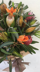 Exotic Native and lillies delivered tugun and gold coast