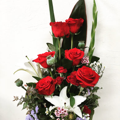 TRUE LOVE - Box or bouquet inc delivery