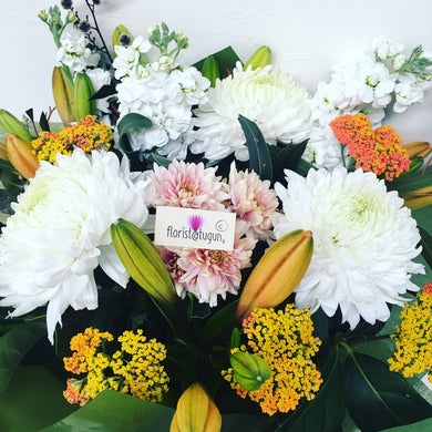 AUTUMN - bouquet or box inc delivery