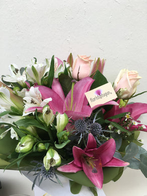 ADMIRE - bouquet or box of mixed pastels