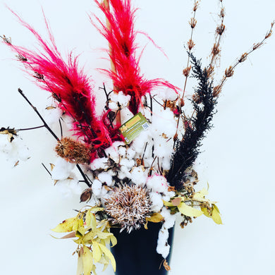 BOHO DRIED FLOWERS DELIVERED GOLD COAST