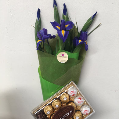 IRIS BUNCH - NEW PRODUCT