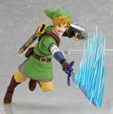 Zelda Skyward Sword Link Action Figure