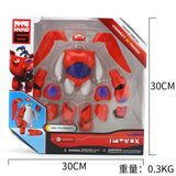 Big Hero 6 Baymax Robot Action Figure