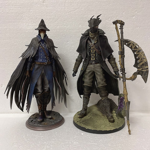 Bloodborne Figures The Old Hunter Sickle | Eileen The Crow