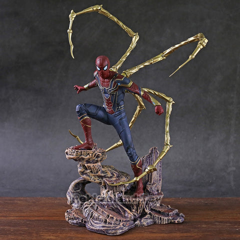 Iron Studios Iron Spiderman Statue