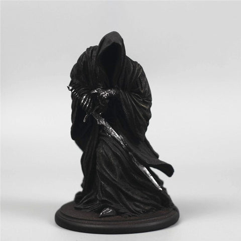 High quality Collection Witch King Black Riders Ringwraiths model figure Resin Statue