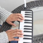 Hot Selling 32 Piano Keys Melodica Musical Instrument with Carrying Bag