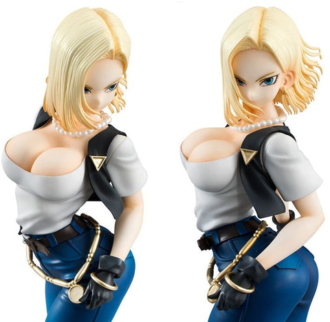 Dragon Ball Z Android 18 Action figure