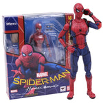 Spider Man Homecoming The Spiderman Action Figure