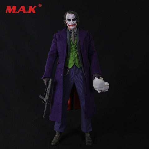 Joker Heath Ledger Set 1/4 Scale Action Figure Accessories